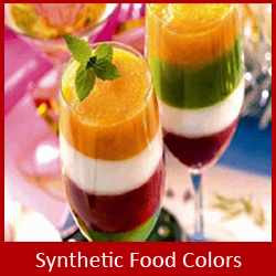 Synthetic food colors in Egypt