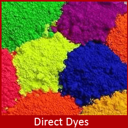 Direct Dyes Manufacturer