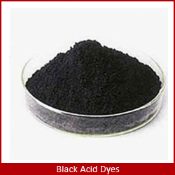 black acid dyes in Germany