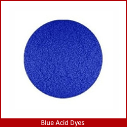 Blue acid dyes in singapore