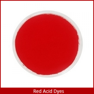 red acid dyes, red acid dyes manufacturer, Colombia