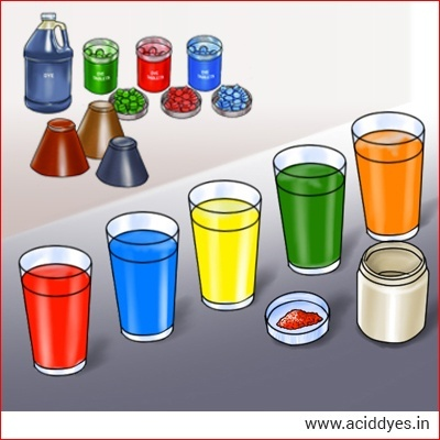 Acid Dye For Water Tracing