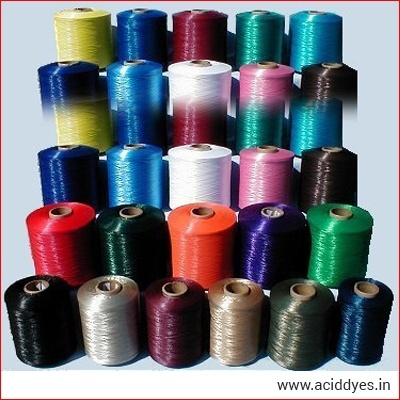 Acid Dyes For Chemical Auxiliaries India