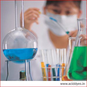 Acid Dyes For Chemical Compounding