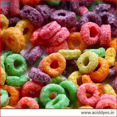 Acid Dyes For Foods