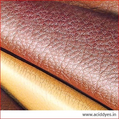 Acid Dyes For Leather