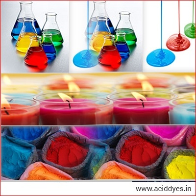 Acid Dyes For Optical Whiteners