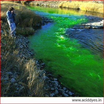 Acid Dyes For Water Tracing