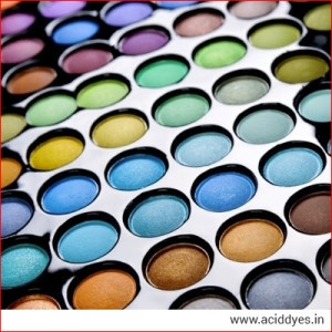 Cosmetics dyes