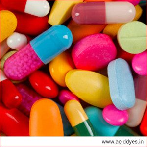Acid Dyes for Drug India