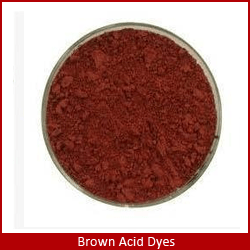 Brown Acid Dyes India