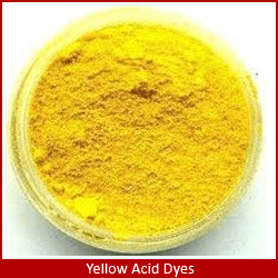 Yellow Acid Dyes India , Acid Dyes