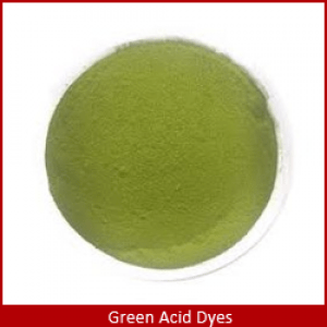 green acid dyes, manufacturer, exporter