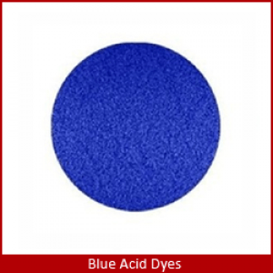 Blue acid dyes, manufacturer, india