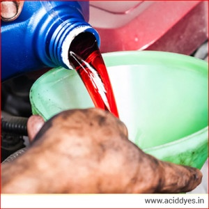 Acid Dyes For Antifreeze