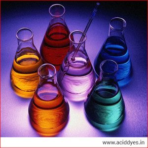 Acid-Dyes For Chemical Auxiliaries