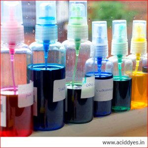 Acid-Dyes For Inks India
