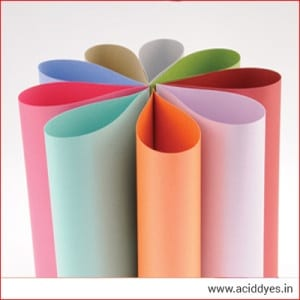 Paper Dyes Supplier