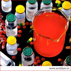 Chemical compounding for acid dyes Supplier