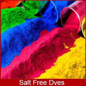 Salt Free Dyes Supplier In India