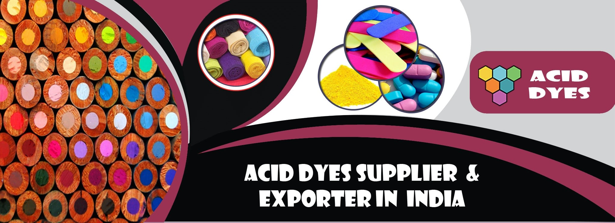 Acid Dyes Supplier From India